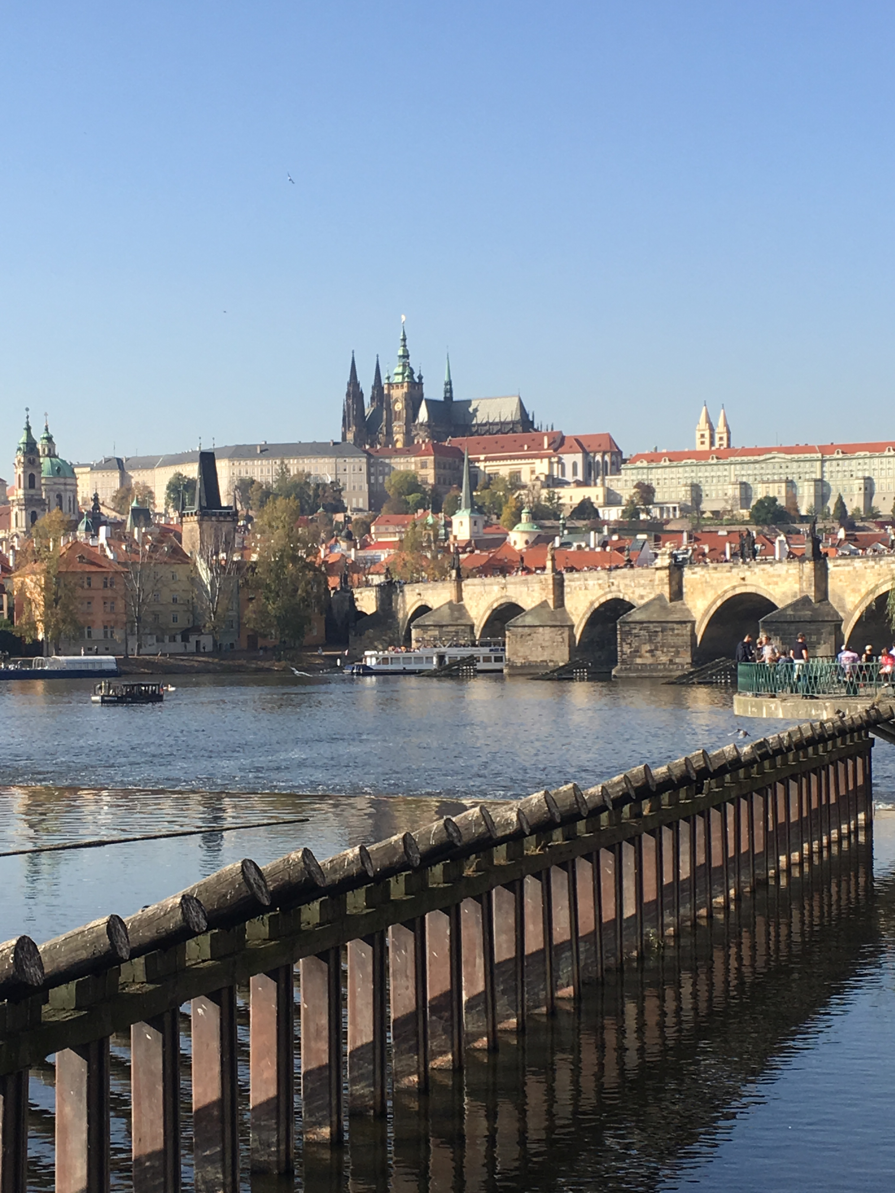 Studienfahrt der Q2 nach Prag
