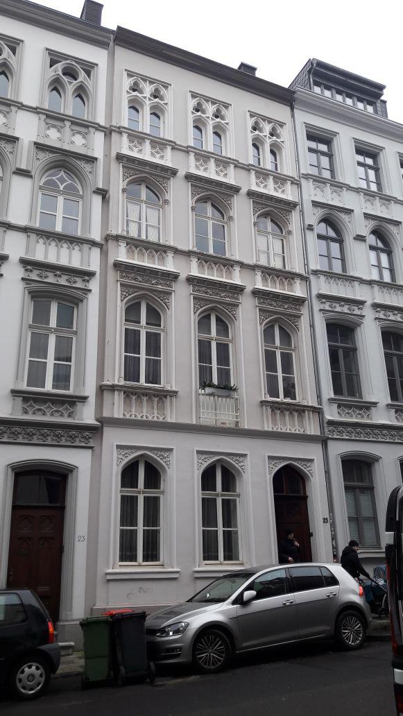 Projekt: Dreifensterhaus