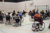 170 Rollstuhlfahrer an der MMGE