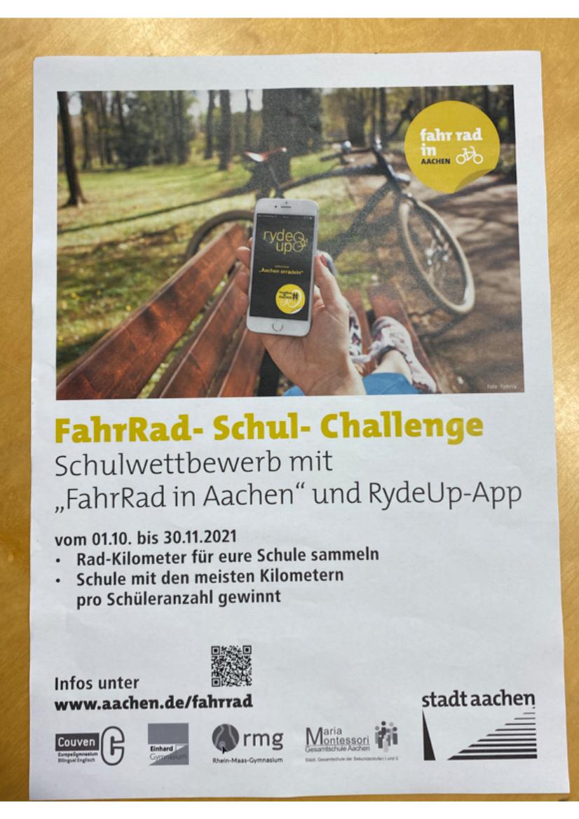 FahrRad-Schul-Challenge